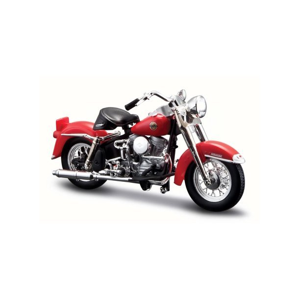 1958 Harley-Davidson FLH Duo Glide, 1:18