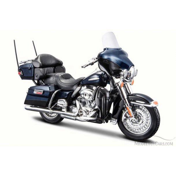 2013 Harley-Davidson FLHTK Electra Glide Ultra Limited 1:18