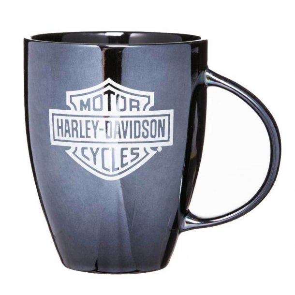 Harley-Davidson® Ceramic Coffee Mug, Bar & Shield Bistro 18 oz/5,3 dl