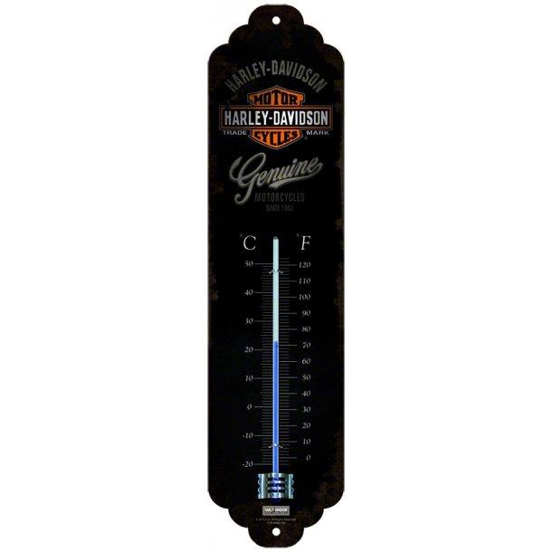 Harley-Davidson Genuine Logo - Thermometer