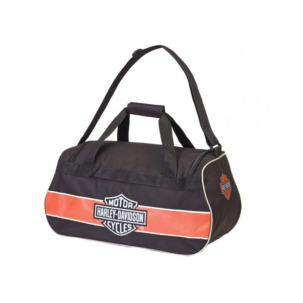 LOGO DUFFEL BAG