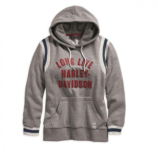 Harley-Davidson®Long Live Collegiate Pullover Hoodie