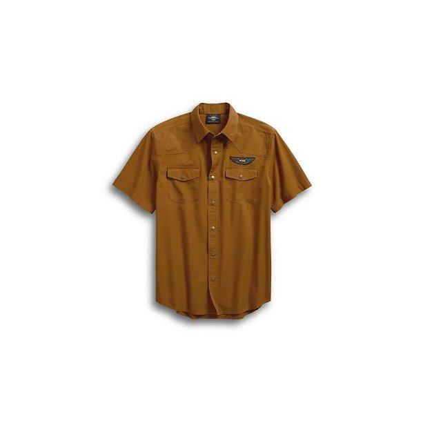 Men's Utility Canvas Shirt