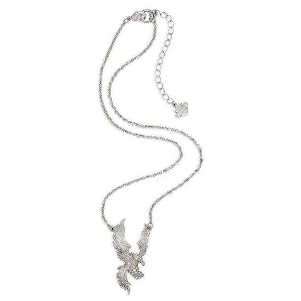 NECKLACE EAGLE WINGED