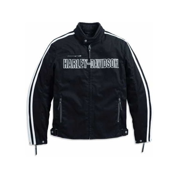 CE JACKET-FUNCT,RALLY,WP TEXT,BLK