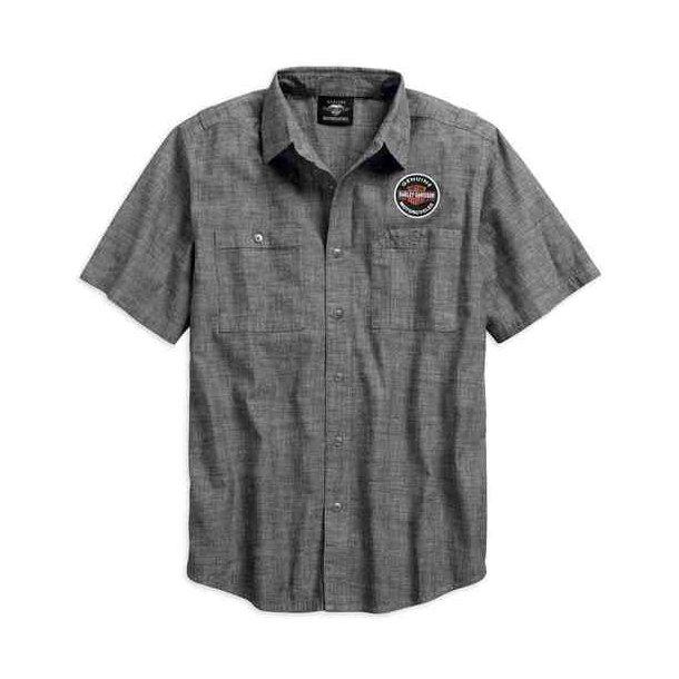 Men's Genuine Oil Can Short Sleeve Shirt