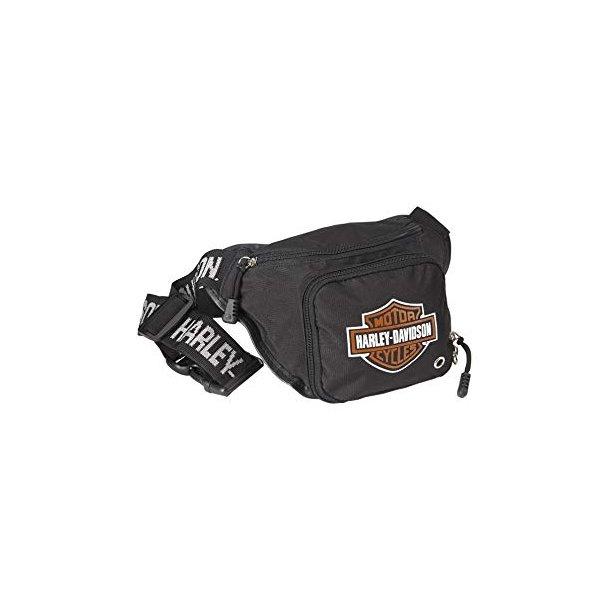 Logo Belt Bag Black