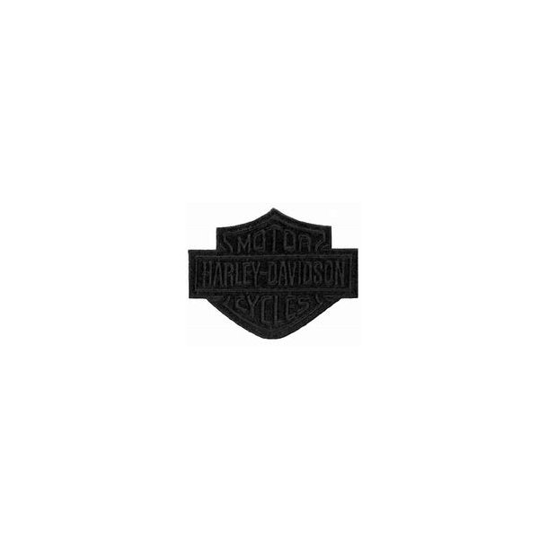 BAR & SHIELD SM EMBLEM BLACK/BLACK