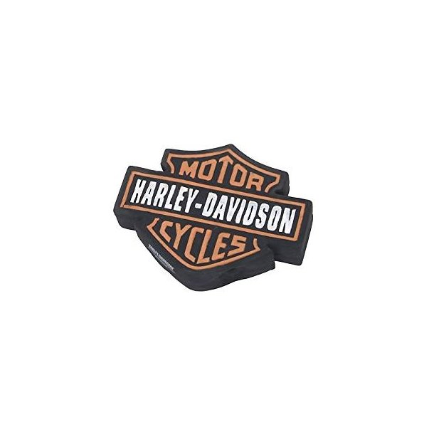 Harley-Davidson Latex Bar & Shield Dog Toy