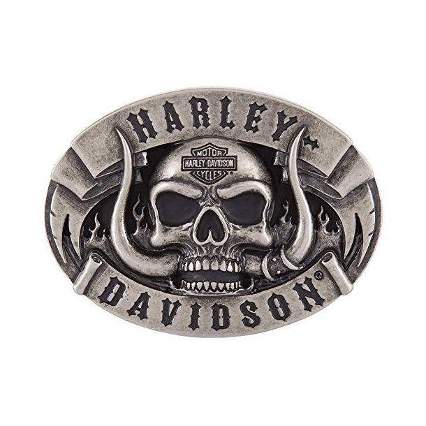 Harley-Davidson Men's The Beast Belt Buckle