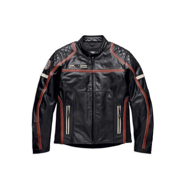 CE LEATHER JACKET MAYTOR