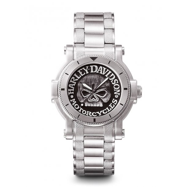 Men's Skull Watch