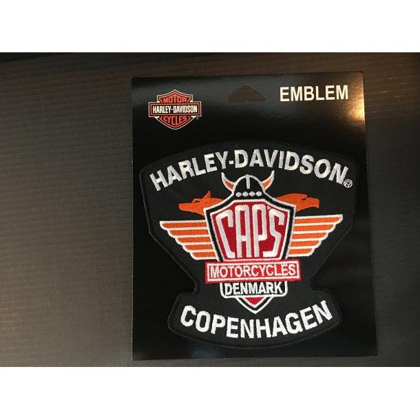 Caps Emblem