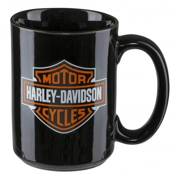Harley-Davidson® Core Bar & Shield Logo Coffee Mug, 15 oz. -