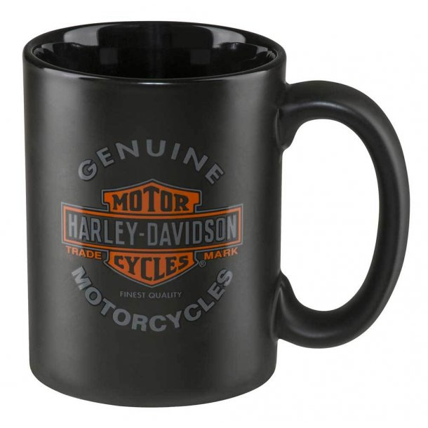 Harley-Davidson® Core Genuine Motorcycles Coffee Mug, 15 oz.