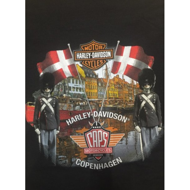 COPENHAGEN DEALER T-SHIRT backprint
