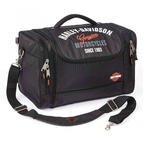 Harley-Davidson® Extreme Hop Along Fabric Bag