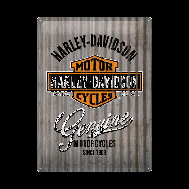 Harley-Davidson American Classic Logo 30x40 cm