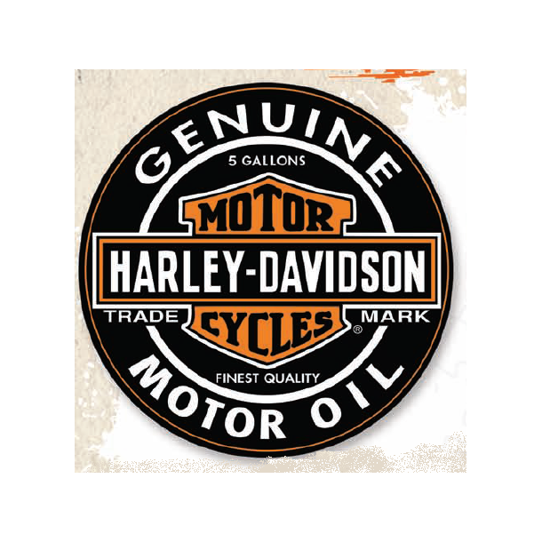Harley-Davidson® H-D Oil Can Puzzle 1000 Piece