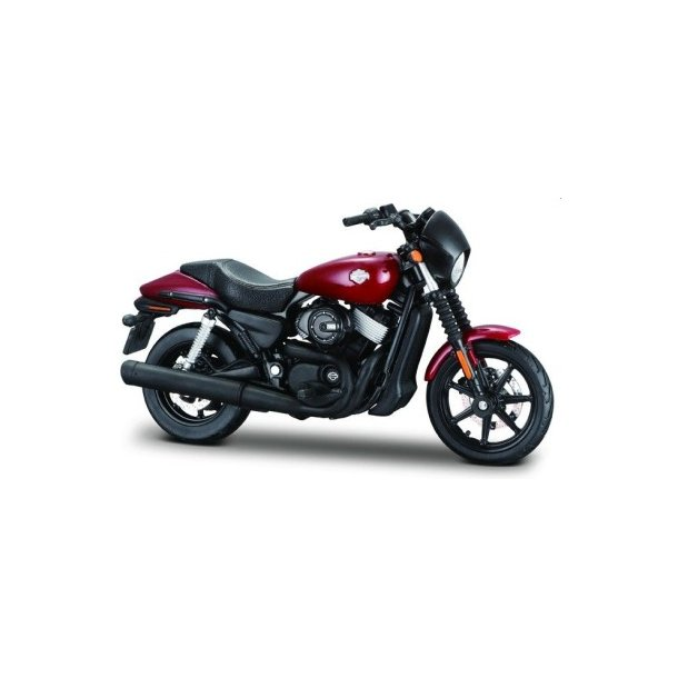 2015 Harley Davidson Street 750 1:18