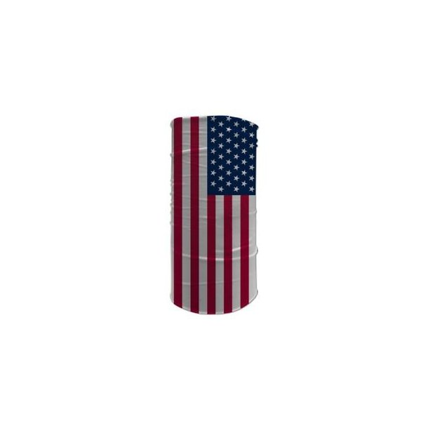Halsrør American flag