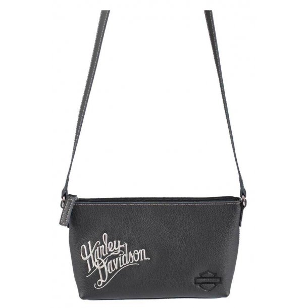 Harley-Davidson® Embroidered Script Crossbody